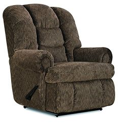 #homeentertainment #furnituredesign Put the finishing touches on any room in your home with a stylish #Lane Recliner! Lane offers recliners in all shapes and siz...