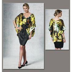 Vogue Pattern 1195-1195*14 to 22