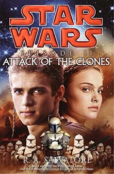 Star Wars Episode II: Attack of the Clones movie novel by R. Salvatore - better than the movie! Anakin And Padme, Mace Windu, Star Wars Books, Anakin Skywalker, Star Wars Episodes, Coming Of Age, The Book, Chancellor Palpatine, Starwars