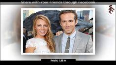 The Secret Lifestyle of Actor Ryan Reynolds. Girlfriends, Family, Scanda...