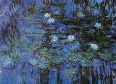 Nymphéas 1919, Monet