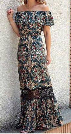 платье в пол из ситца - Поиск в Google