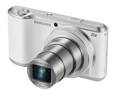 "Samsung Galaxy Camera 2 16.3MP CMOS with 21x Optical  Zoom and 4.8"" Touch Screen LCD (WiFi & NFC- White)"