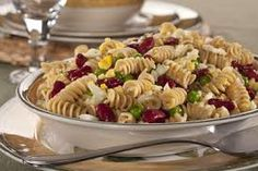 I chose the Pasta Salad because it is healthy and most people like pasta