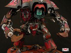Imperial Knight - GW Warhammer 40K Imperialer Ritter BEMALT - Phantasos Studio | eBay