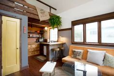 The 10 best tiny homes you can rent on Airbnb.