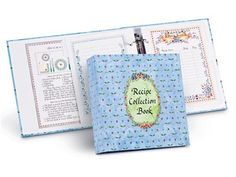 Recipe Collection Book