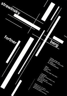 MULLER_BROCKMANN_19 #poster #concert #igortrawinsky
