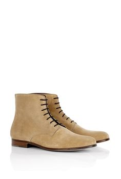 APC camel suede boots. Not the most practical, but what the hell.