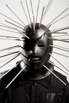 The Definitive History Of Every Slipknot Mask - Feature - Metal Hammer Las quiero todas! Rap Metal, Rock Y Metal, System Of A Down, Thrash Metal, Mark Ryden, Radiohead, Death Metal, Rock And Roll, Slipknot Band