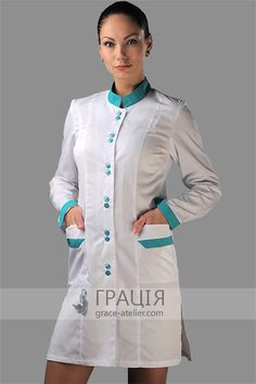 Spa Uniform, Scrubs Uniform, Nylons, Blouse Nylon, Lab Coats, Medical Uniforms, Medical Design, Medical Scrubs, Nursing Clothes