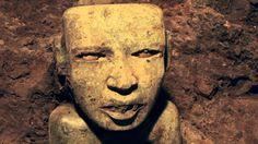 Hallazgos en el túnel del Templo de la Serpiente Emplumada