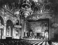 Monte Carlo Casino theatre, 1878