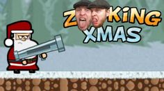 SANTA TRICK SHOTZ | Zooking Xmas