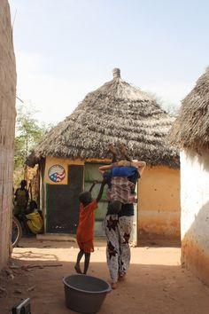 Peace Corps in Sambande, Kaolack Region, Senegal