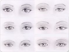 Kell Belle Studio: How to Draw Pretty Faces