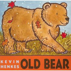 When Old Bear falls asleep for the winter, he has a dream that he is a cub again, enjoying each of the four seasons.