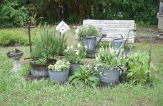 From My Home To Yours: White Galvanized Garden1600 x 1048543.9KBsusie-frommyhometoyours.blo...