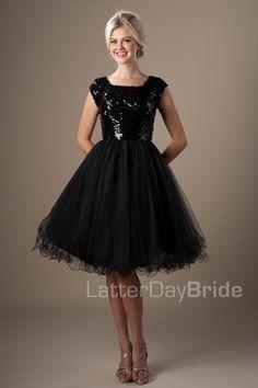 Modest Prom Dresses : Felix