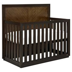 4 in 1 Convertible Crib by Bassett Furniture Baby Cribs For Sale, Dorm Kitchen, Modern Crib, Convertible Crib, Nursery Themes, Nursery Ideas, Dining Room Furniture, Baby Love, Toddler Bed