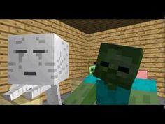 Did you think that monsters knows just what to do when they are spawned? This will show you what mobs has to go through before starting their career as hosti. Minecraft Songs, Minecraft School, All Minecraft, Monster School, Dont Hurt Me, Best Luxury Cars, Funny Pins, Stuff To Do, Animation
