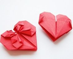 mothers day art and craft for kids | ... bill crafts  origami crafts hearts  origami arts and crafts