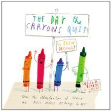 A Truly Colorful #Crayon Tale -   Today we're all about crayons. Imagine if they refused to color. Well author Drew Daywalt did just that!  Hitting shelves this June is The Day the Crayons Quit by Drew Daywalt and illustrated by Oliver Jeffers (Philomel Books; $17.99; ages 3-8). Reviewer Rita Zobayan couldn't peel herself away!  http://wp.me/p1Qy0V-4Fk