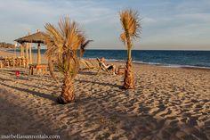 La playa! #Marbella