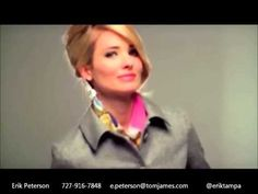 Ladies Fall Winter 2013 Erik Peterson @Erik Peterson Tampa's Top Tailor 727-916-7848 Fashion Videos, Custom Shirts, Channel, Fall Winter, Mens Fashion, Lady, Youtube, Top, Customised T Shirts