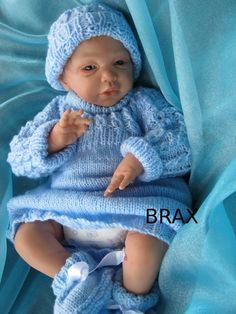 reborn baby mannequin created by Andmana Dujon