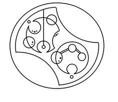 Happy birthday in gallifreyan