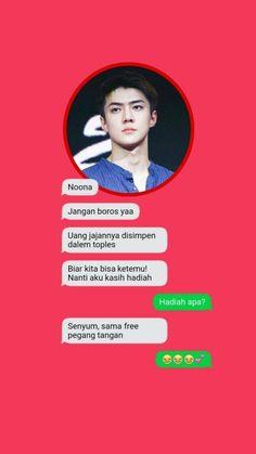 Kpop Exo, Chanyeol, Boyfriend Kpop, Exo Lockscreen, Boy Idols, Like Quotes, Exo Memes, Self Reminder, Muslim Quotes