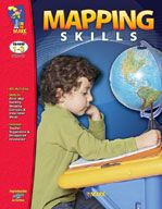 Mapping Skills. Download it at Examville.com - The Education Marketplace. #scholastic #kidsbooks @Karen Echols #teachers #teaching #elementaryschools #teachercreated #ebooks #books #education #classrooms #commoncore #examville