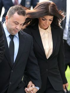 Joe Giudice Sentenced to 41 Months in Prison for Fraud Charges http://www.people.com/article/teresa-joe-giudice-sentenced-fraud
