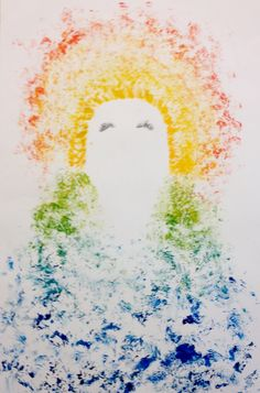 'Expressief Portret' halfuur-werk V5 100 x 65 cm