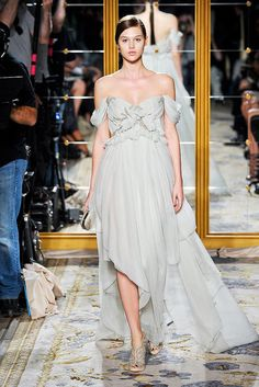 Marchesa Spring 2012 Runway - Marchesa Ready-To-Wear Collection