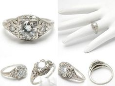antique diamond cuts - Google Search