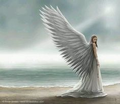 Anne Stokes Angel