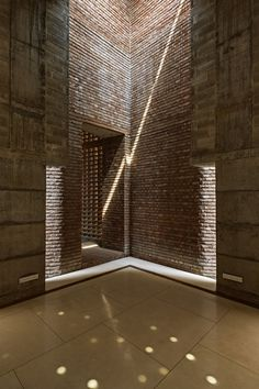 2016 Aga Khan Award for Architecture Winners Announced,Bait Ur Rouf Mosque / Marina Tabassum. The quality of space and architecture in this project proves that with the use of local materials and dedicated craftsmen, and an attempt towards spirituality through light can span the distance between here and infinity, between today and eternity. Image © Aga Khan Trust for Culture / Rajesh Vora