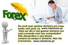Se você quer ganhar dinheiro em casa, então vem para cá. http://www.roboforex.pt/beginner/webinars/ . Hoje em dia é real ganhar dinheiro em casa somente com seu computador! Não desperdice o seu tempo. Lembre-se tempo é dinheiro. Nós lhe ensinamos. https://my.roboforex.com/pt/start-trading