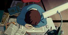 Whisper of the Heart Studio Ghibli Anime Gifs, Anime Meme, Anime Art, Art Studio Ghibli, Studio Ghibli Movies, Hayao Miyazaki, Aesthetic Anime, Aesthetic Art, 8 Bits