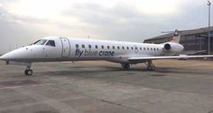 Fly Blue Crane evaluates routes as part of business restructuring