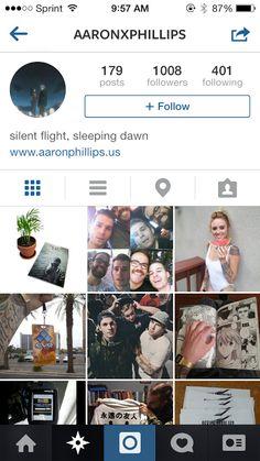 @AARONXPHILLIPS