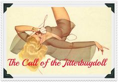 The Call of the Jitterbug Doll Blog