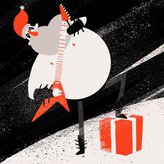 Que tal comemorar o Natal com 15 GIFs animados? - Mega Curioso