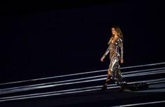 cerimonia de abertura rio 2016 - Olimpiadas