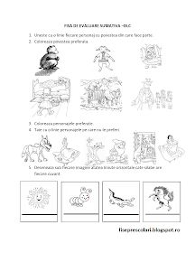 Fise de lucru - gradinita: Evaluare sumativa 1 DLC, DS, DOS, DEC Nivel I si II Winter Crafts For Kids, Summer Crafts, Kindergarten Worksheets, Preschool Activities, Coloring For Kids, Coloring Pages, Kids Schedule, Stencil Patterns, Math For Kids