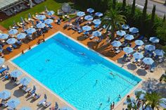 Hilton Athens Promises 'Sea Breeze' Right in the City Center Outdoor Swimming Pool, Swimming Pools, Athens Hotel, Summer Heat, Dream Vacations, Breeze, City, Outdoor Decor, Pictures