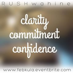 Must haves for the #nextlevel! Let go of inhibitions and be honest with today!  Join @rushwahine at our first 2016 workshop as we dive into cultivating a successful mindset we need to take our business to the next level on Friday February 19th from 830-10a at @seedhawaii! Kelly Bourchard @kellymotivates President of Bouchard Intl coaches on how to be your best you we are honored and excited to have you work with us Limited seating register today! http://ift.tt/1SOvTZr  #rushwahine #workshop…
