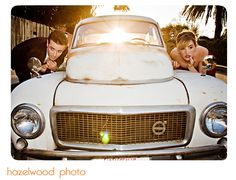 Jenny & David {Silverlake, California} » Hazelwood Photo